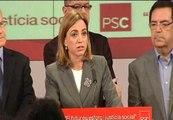 """Chacón: """"Hemos perdido las elecciones, pero no estamos derrotados"""""""