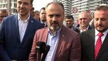 Panayır Köprülü Kavşağı trafiğe açıldı