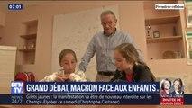 Comment les enfants se préparent-ils au grand débat avec Emmanuel Macron ce jeudi soir?