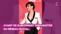 PHOTO. Le come-back surprise de Sophie Marceau sur Instagram