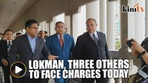 Lokman Adam, three others expected to be charged over 'Najib talk' fracas