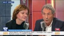 """Nathalie Loiseau (LaREM): """"Je ne veux plus que l'argent européen serve à construire des autoroutes en Slovaquie"""""""