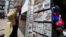 Les Algériens sceptiques après l'appel du général Salah