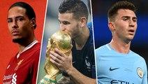 Le top 10 des défenseurs les plus chers du monde