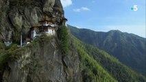 Un marcheur de l'Himalaya. 5/5. Au Bhoutan