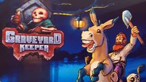Graveyard Keeper - Annonce du portage Switch PAX East 2019
