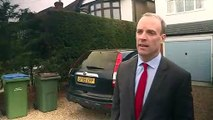 Dominic Raab: 'Time for pragmatism and realism'