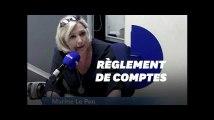 Marine Le Pen tâcle ses anciens alliés lors d'une visite à La Réunion