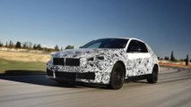 The new BMW 1 Series - final test phase in Miramas
