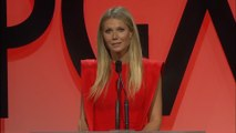Gwyneth Paltrow se fait sermonner par sa fille Apple!