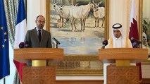 Édouard Philippe au Qatar : un déplacement pour servir trois objectifs