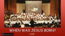 Coro Nuova Scuola - WHEN WAS JESUS BORN?