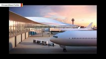 Chicago To Build A Massive New Airport Terminal: Mayor Rahm Emanuel