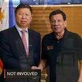 Duterte tells China he had no hand in ICC complaint vs Xi