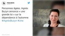 Personnes âgées. Agnès Buzyn annonce « une grande loi » sur la dépendance à l'automne