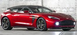 VÍDEO: Así es el Aston Martin Vanquish Zagato Shooting Brake, todos los detalles