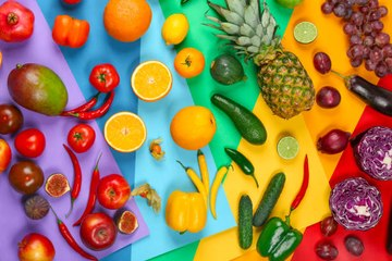 Boost Your Immune System by Eating the Rainbow