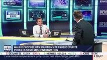 Entreprise du jour: Wallix propose des solutions de cybersécurité pour les systèmes d'information - 28/03