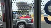 On est monté à bord de la première navette autonome à rouler sur le circuit des 24 heures du Mans