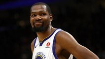 Warriors President Rick Welts: 'Kevin Durant Can Have Any Statue He Wants'
