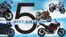 Best Trackday Motorcycles—5 Best Bikes #