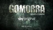 Riparte il 29 marzo su Sky la nuova stagione di Gomorra