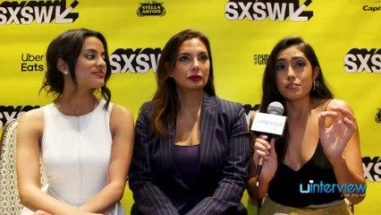 Marisol Sacramento, Carmela Zumbado & Alex Meneses On 'The Wall Of Mexico'