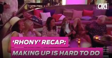 Watch! Sonja Morgan Gets Kissed & Ramona Singer's Disastrous Date On 'RHONY'