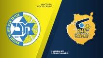 Maccabi FOX Tel Aviv - Herbalife Gran Canaria Highlights | Turkish Airlines EuroLeague RS Round 29