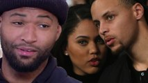 Steph Curry CONVINCED DeMarcus Cousins To Join Warriors By Using His WIFE Ayesha Curry!