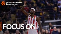 Focus on: Briante Weber, Olympiacos Piraeus