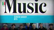 [SUB ITA] 190328 BTS: The K-pop Group Dish On Their Favorite Dance Moves, Nicknames & More | Entertainment Weekly