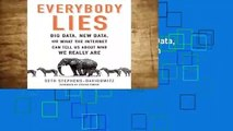 Best product  Everybody Lies: Big Data, New Data, and What the Internet Can Tell Us About Who We