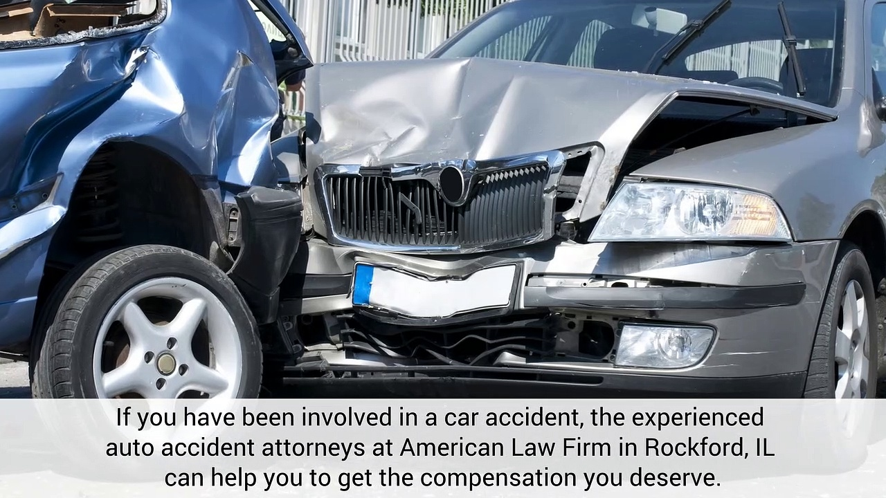 If You Looking For A Experiences Auto Accidents Attorneys In Rockford, Il