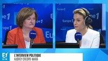 """Nathalie Loiseau sur le Brexit : """"Les Européens ont d'autres priorités que d'attendre que le Royaume-Uni ait pris sa décision"""""""