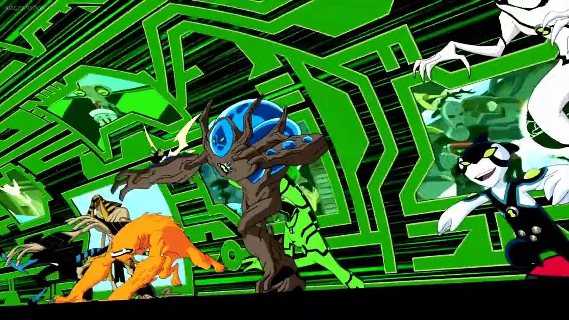 Ben 10 Ultimate Alien s1 ep13