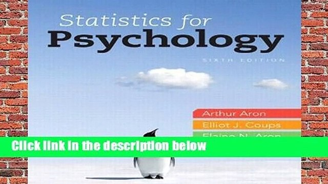 Full version  Statistics for Psychology  Best Sellers Rank : #2