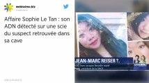 Disparition de Sophie Le Tan : son ADN retrouvé sur une scie de Jean-Marc Reiser