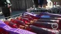 Landes : pour se bonifier, le vin de Biscarosse est enfoui dans le sable