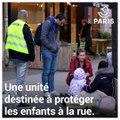 Maraude avec l'Unité d'aide aux Sans-abris de la Ville de Paris