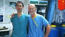 Head transplant doctors claim spinal cord progress