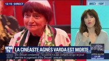 Photographe, cinéaste, plasticienne ... l'immense artiste Agnès Varda est décédée à 90 ans
