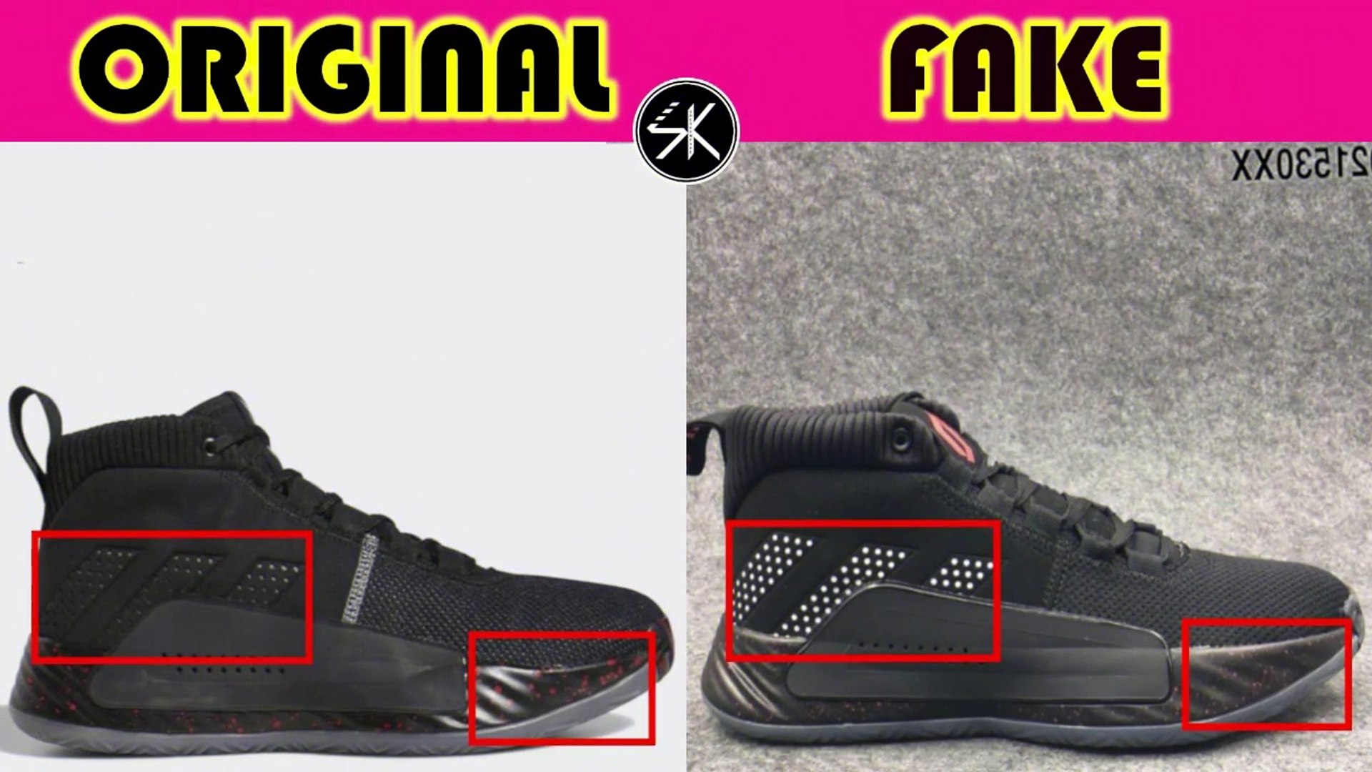 77be3e06309 Adidas Dame 5 People's Champ REAL VS FAKE Detailed Look!!!
