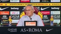 Roma head coach Claudio Ranieri previews crucial Serie A game with Napoli