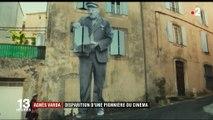 Mord d'Agnès Varda, monument du cinéma
