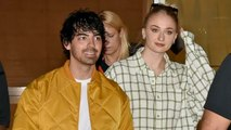 Joe Jonas' Adorable Message For Fiance Sophie Turner After Her Tribute On #Joe Day
