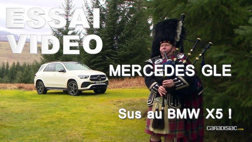 Essai - Mercedes GLE