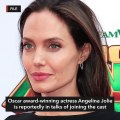 Angelina Jolie may be joining Marvel's 'The Eternals'