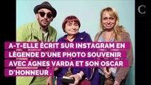"""""""Un vide énorme"""" : Julie Gayet très affectée par la mort d'Agnès Varda"""