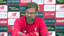 Liverpool manager Jurgen Klopp on racist abuse suffered by England players
